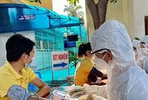 Tìm người liên quan đến trường hợp dương tính với SARS-CoV-2 ở Khánh Hòa