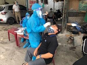 Số ca mắc Covid-19 ở Khánh Hòa đã gần 7500 người