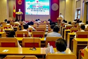 Tỉnh Khánh Hòa gặp mặt doanh nhân, doanh nghiệp nhân ngày Doanh nhân Việt Nam