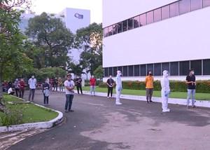 TP HCM: DN dừng hoạt động từ 0h ngày 15/7 nếu không đảm bảo phòng chống dịch