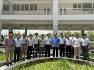 Thứ trưởng Phạm Ngọc Thưởng kiểm tra giải ngân đầu tư công tại TP HCM