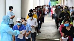 Gần 17.000 người lao động mắc Covid-19 ở TP HCM được chữa khỏi bệnh
