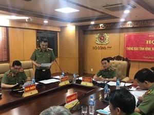 Bộ Công an thông tin vụ truy nã nguyên Thứ trưởng Bộ Công thương Hồ Thị Kim Thoa