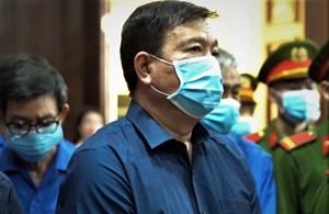 Ông Đinh La Thăng phủ nhận cáo buộc sai phạm liên quan đường cao tốc TP HCM - Trung Lương