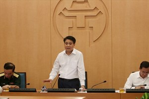 Hà Nội: Hai trường hợp từ Đà Nẵng về sốt cao