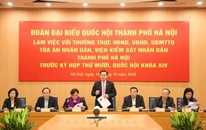Sớm đưa tuyến đường sắt đô thị Cát Linh- Hà Đông vào vận hành