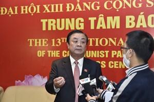 Thứ trưởng Lê Minh Hoan: Giải bài toán thanh niên rời ruộng, bỏ quê