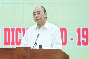 Chủ tịch nước Nguyễn Xuân Phúc: Đất nước rất cần sự chung tay của người dân