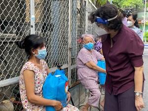 Mặt trận giám sát 11 nội dung liên quan đến chính sách hỗ trợ người gặp khó khăn do dịch bênh