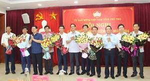 Ông Lương Ngọc Thạch là Phó Chủ tịch MTTQ tỉnh Phú Thọ
