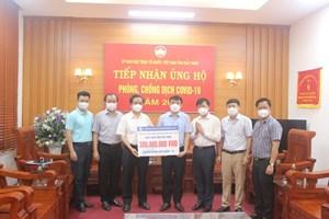 Bắc Ninh: 10.000 phần quà tiếp sức 5 tỉnh thành phía Nam vượt qua đại dịch