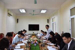 UBTƯ MTTQ Việt Nam kiểm tra công tác Mặt trận tại tỉnh Vĩnh Phúc