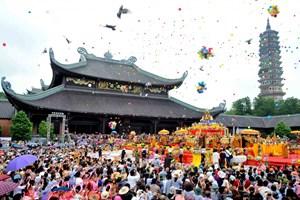 Tạm dừng tổ chức lễ hội tại địa phương có dịch bệnh bùng phát
