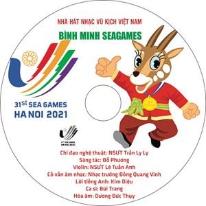 Bình minh SEA Games
