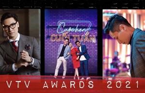 Điều chỉnh thời gian tổ chức lễ trao giải VTV Awards 2021