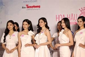 60 người đẹp dự bán kết Hoa hậu Việt Nam 2020
