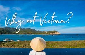 Ra mắt phim 'Why Not Vietnam?' chào mừng khách du lịch trở lại