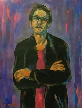 Họa sĩ Hoàng Chí triển lãm cá nhân ở tuổi 80