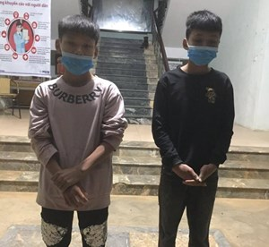 Phi xe từ Hải Dương đến thăm bạn gái, hai thiếu niên bị đưa đi cách ly