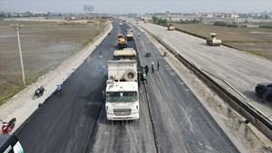 Phấn đấu hoàn thành cao tốc Cao Bồ - Mai Sơn trong 200 ngày đêm