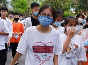 Thanh Hoá: Đình chỉ thi đối với 3 thí sinh