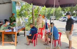 Thanh Hoá: Chấn chỉnh hiện tượng chốt kiểm dịch 'ngăn sông, cấm chợ'