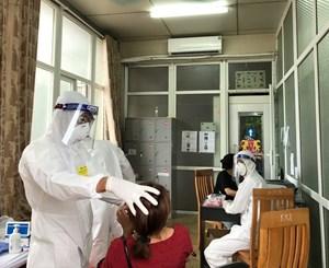 Ninh Bình: Một trường hợp tái dương tính với SARS-CoV-2