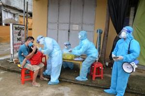 Thanh Hóa: Thêm 4 ca mới trong ngày liên quan ổ dịch BVĐK Hợp Lực