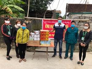 Thanh Hóa: Số ca mắc Covid-19 tại các ổ dịch thấp nhất trong 9 ngày qua