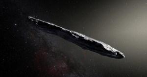 'Rác' của người ngoài hành tinh đã đi qua Trái đất?