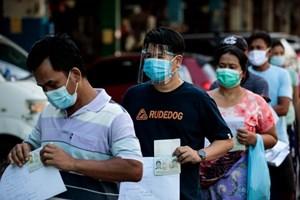 Người Việt ở Thái Lan với bão dịch mới