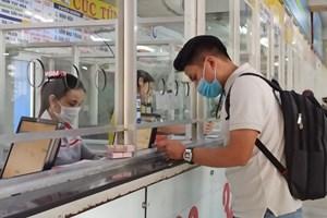 TP HCM: Bến xe Miền Đông bán vé Tết Tân Sửu