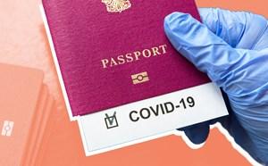 'Hộ chiếu vaccine' và biến thể SARS-CoV-2