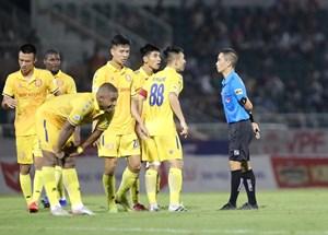 V-League 2021: Ban trọng tài hứa không để 'dính phốt'