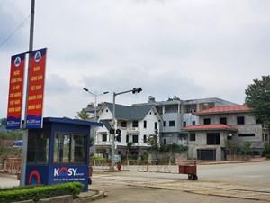 Lào Cai: Dự án đô thị chưa đảm bảo đã cho dân về ở