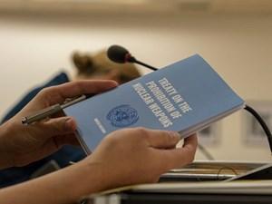 Hiệp ước cấm vũ khí hạt nhân của LHQ có hiệu lực