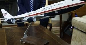 Hé lộ chuyên cơ mới 5,3 tỷ USD có thể phục vụ Tổng thống Mỹ Biden