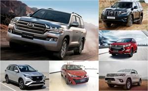 Triệu hồi hơn 11.000 xe Toyota do lỗi bơm nhiên liệu