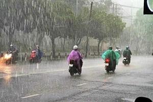 Xuất hiện những đợt mưa trái mùa