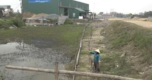 Dự án 'vây' đất nông nghiệp