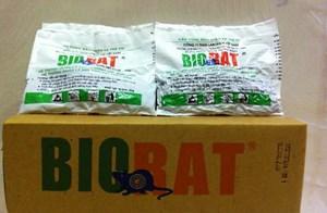 Thanh Hóa: Yêu cầu dừng sử dụng thuốc Biorat để diệt chuột