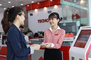 Techcombank – Thương hiệu ấn tượng nhất và dẫn đầu về sức khoẻ thương hiệu 2020