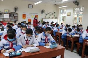 TP HCM cho học sinh nghỉ hết tháng 2/2021