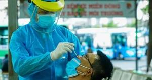 Xét nghiệm lại cho chuyên gia người nước ngoài đã nhập cảnh vào TP HCM