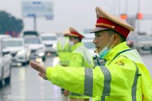 'Cảnh sát giao thông sẽ xử phạt không cần giấy tờ'