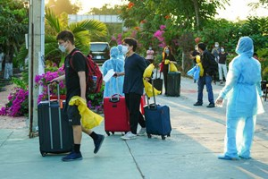 Người từ Hà Nội vào TP HCM không còn phải cách ly tại nhà