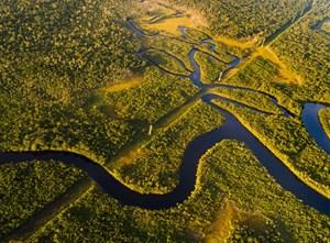 [ẢNH] Chiêm ngưỡng những dòng sông dài nhất trên Trái đất
