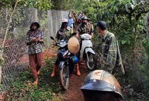 Đắk Nông: Người phụ nữ bị chém tử vong ngay trước cổng nhà lúc nửa đêm