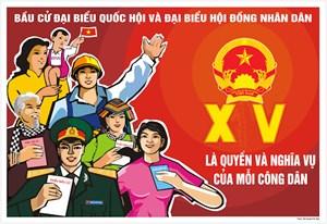Thái Nguyên: Thành lập các Ban Bầu cử đại biểu HĐND tỉnh