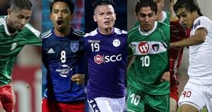 Quang Hải giành giải 'Tiền vệ xuất sắc nhất AFC Cup'